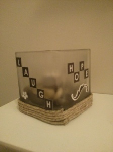 laugh / hope chandelle